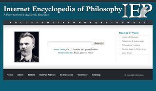 PHILOSOPHY OF ENCYCLOPEDIA
