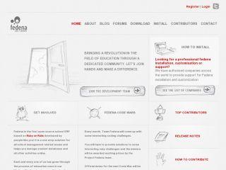 Project Fedena - Open Source School Management System - Marcus P